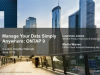 Manage your data simply anywhere: ONTAP9®