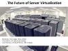 The Future of Server Virtualization