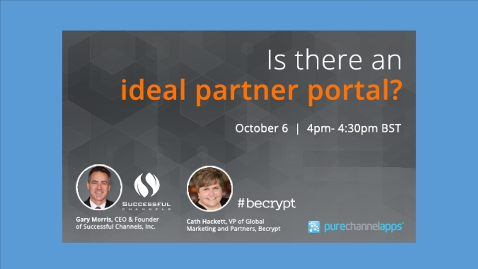 Is there an ideal partner portal?