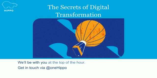 The Secrets of Digital Transformation