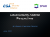 Clearing the Air: Building a Secure Cloud Infrastructure