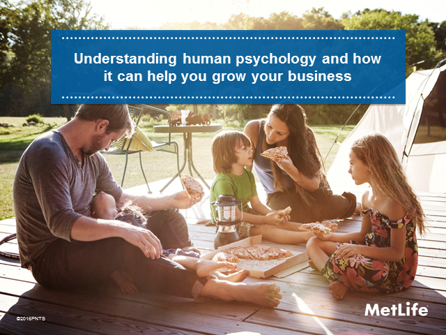 Understanding human psychology and how it can help you grow your business