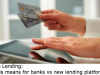 Online Lending: What it Means for Banks vs New Lending Platforms