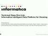Technical Deep Dive into Informatica Intelligent Data Platform for Housing