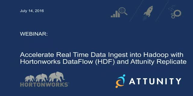 Accelerate Real Time Data Collection and Automate Transfer into Apache™ Hadoop®