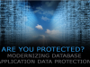 Modernizing Database Application Data Protection