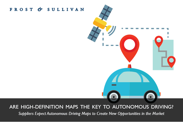 Are High-definition Maps the Key to Autonomous Driving?