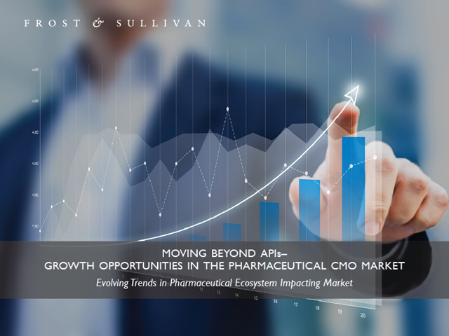 Moving Beyond APIs - Growth Opportunities in the Pharmaceutical CMO Market