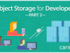 Object Storage for Developers, Part 2