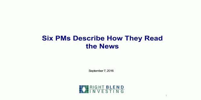How to Read Financial News More Effectively: Tips from Six Investors