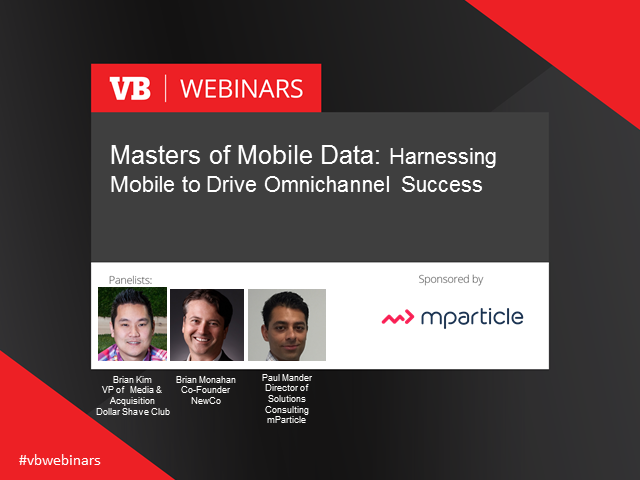 Masters of Mobile Data: Harnessing Mobile to Drive Omnichannel Success