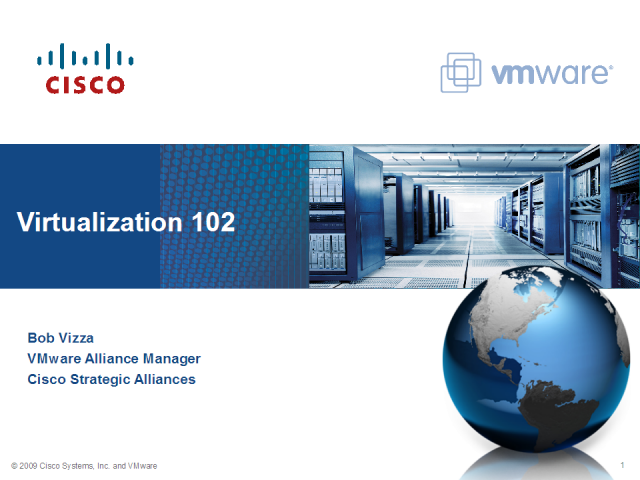 Virtualization 102