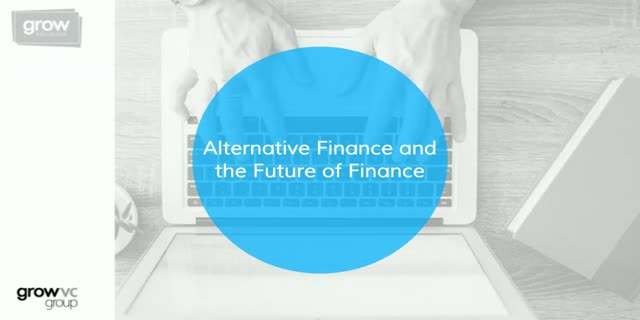 Alternative Finance: Understanding its role in the future of finance