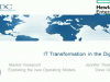 IT Transformation in the Digital Age
