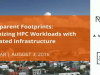 Transparent Footprints: Optimizing HPC Workloads with Colocated Infrastructure