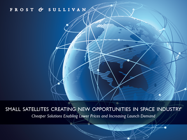 Small Satellites Creating New Opportunities in Space Industry