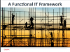 A Functional IT Framework