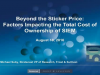 Beyond the Sticker Price: Factors Impacting the Total Cost of Ownership of SIEM