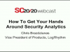How To Get Your Hands Around Security Analytics