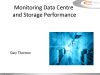 Monitoring Data Center & Storage Performance