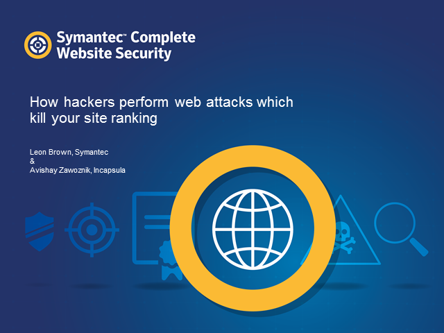 Experts show how hackers perform web attacks which kills your site ranking