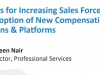 Tips for Improving Sales Force Adoption of Plans and Platforms
