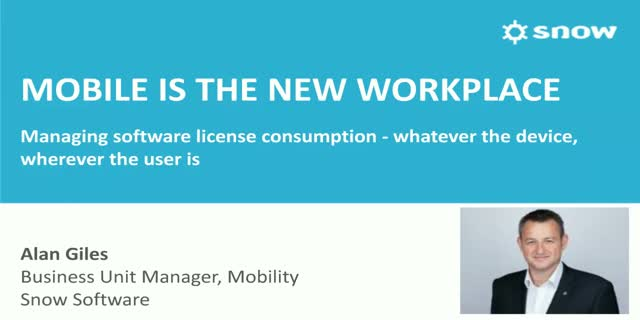 Manage license consumption on all devices