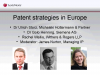 Develop effective patent strategies in Europe