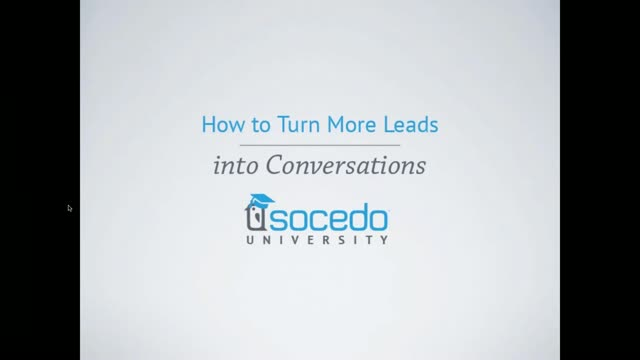 How to Turn More Leads into Conversations