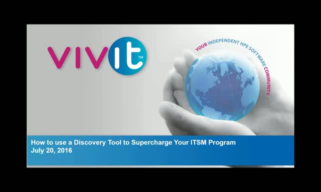 How to use a Discovery Tool to Supercharge Your ITSM Program