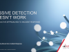 Passive Detection Doesn't Work: Non-Reactive Approaches To Incident Response