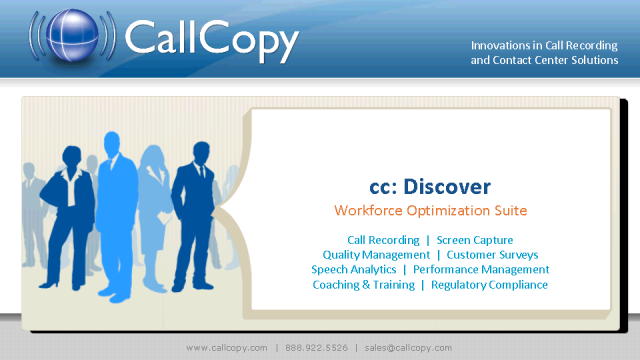 Introducing CCNG partner - CallCopy with Patrick Hall