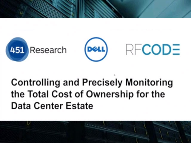 Controlling the Total Cost of Ownership for the Data Center Estate