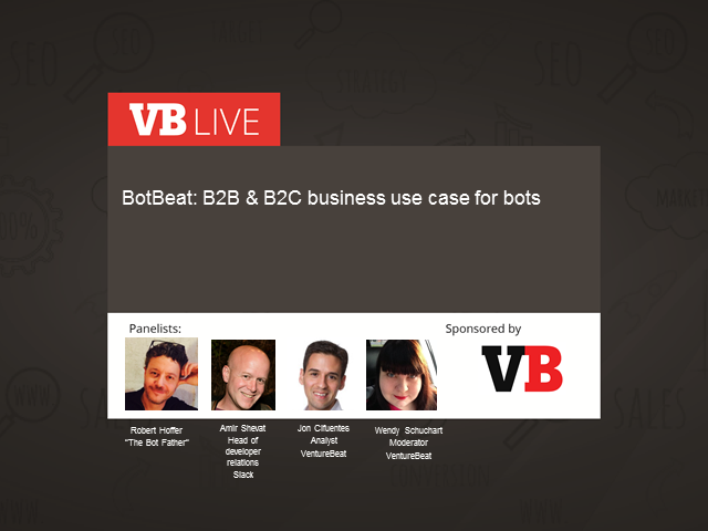 BotBeat: B2B and B2C use case for bots