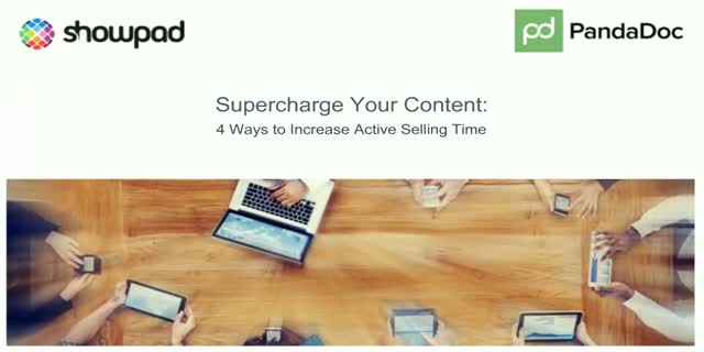 Supercharge Your Content: 4 Ways To Increase Active Selling Time