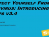 Protect Yourself From Antivirus: Introducing the New Traps v3.4