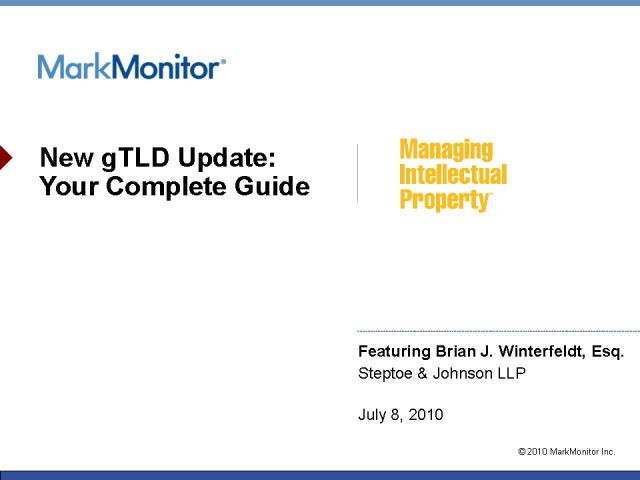 New gTLD update: your complete guide