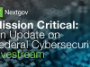Mission Critical: An Update on Federal Cybersecurity