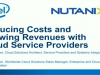 Reducing Costs and Growing Revenues with Cloud Service Providers