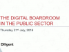 The Digital Boardroom in the Public Sector