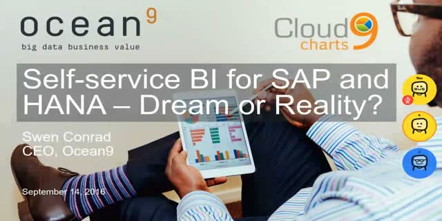 Self-service BI for SAP and HANA – Dream or Reality?