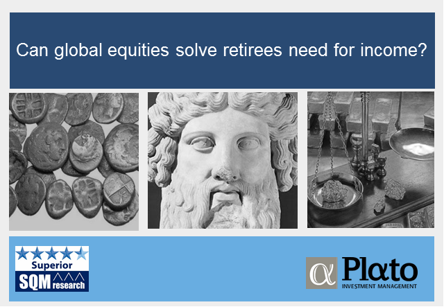 Can global equities solve a retirees need for income?