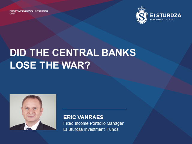 Did the Central banks lose the war?