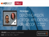 Deploying Mission Critical Applications on Hadoop, On-premises and in the Cloud