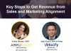 Key Steps to Get Revenue from Sales and Marketing Alignment