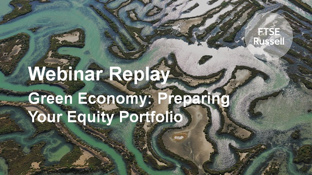Green economy: Preparing your equity portfolio
