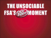 The unsociable FSA's Dr Pepper moment