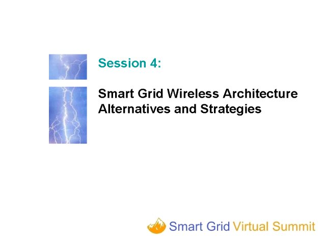 Smart Grid Architecture Alternatives and Strategies