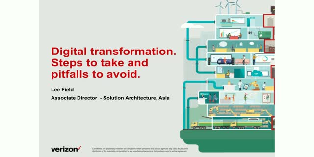 Digital transformation. The steps to take and pitfalls to avoid