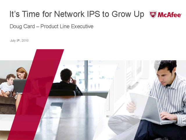 It's Time for Network IPS to Grow Up